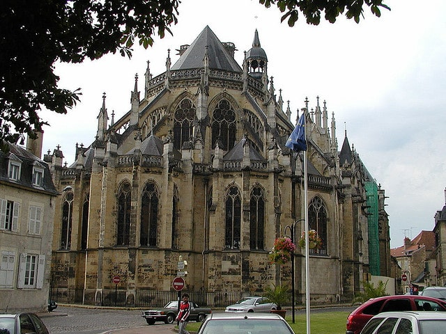 Cathédrale St Cyr Ste Julitte