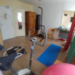 Fitness room for our guest only on the first floor of the hotel de Verdun