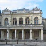 théâtre situé à côté du palais ducal et récemment rénové