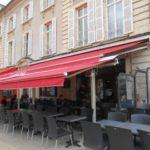 Brasserie Agricole située sur la place carnot à 5 minutes à pied de l'hôtel