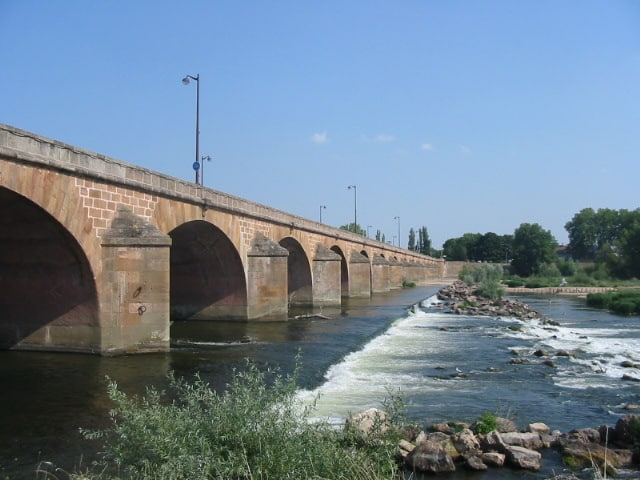 Loire bridge