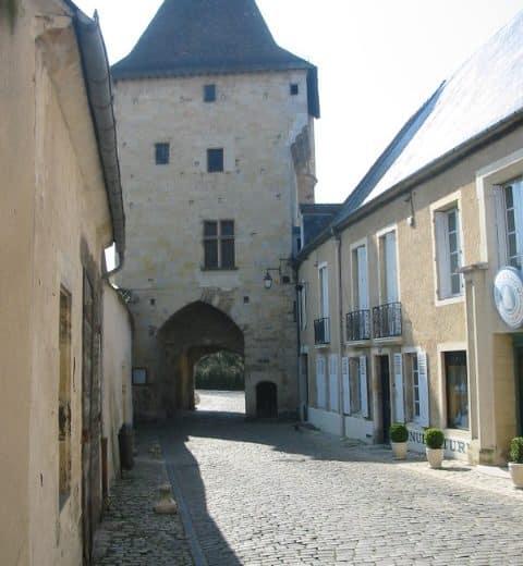 Croux Gate
